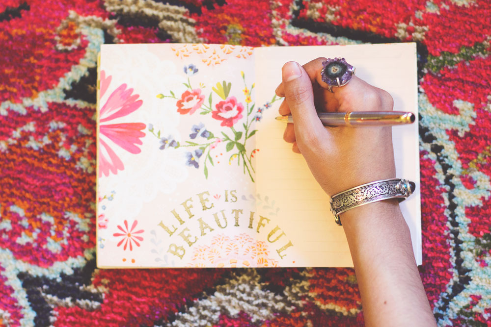 Life is Beautiful | Boho Hippie Jewelry | Bohemian Style | Floral