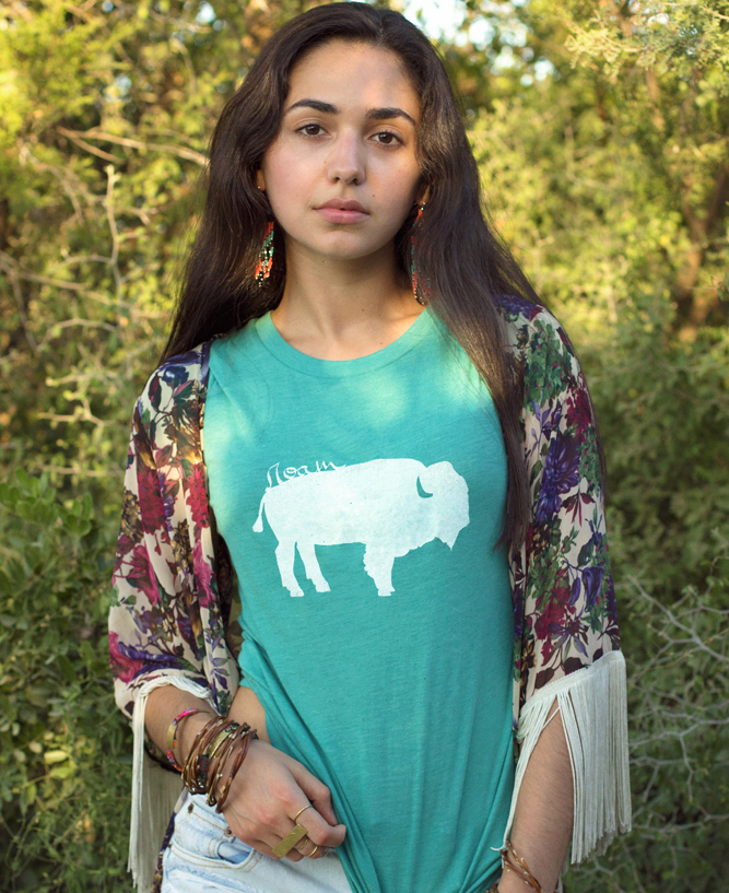 home on the range tee the wanderful soul