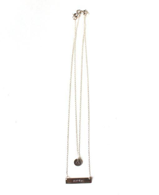fire passion necklace set