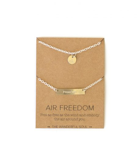 Air freedom necklace
