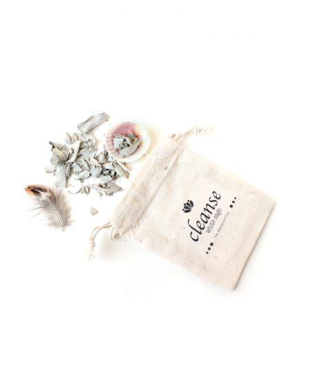 white sage mini smudge kit the wanderful soul