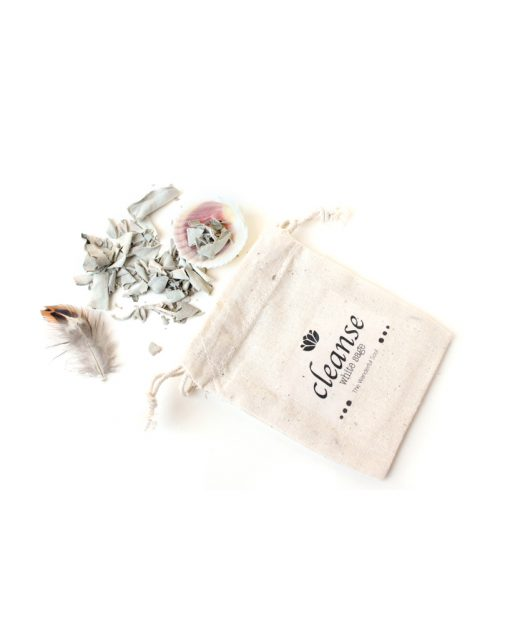white sage mini smudge kit the wanderful soul