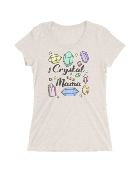 Crystal Mama Tee - The Wanderful Soul