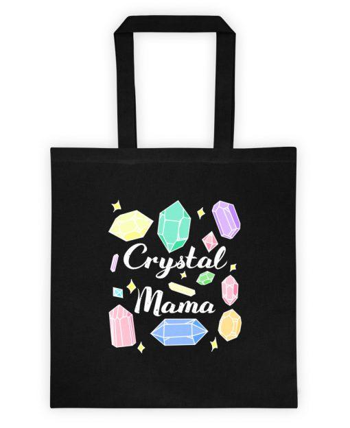 Crystal Mama Tote Bag - The Wanderful Soul