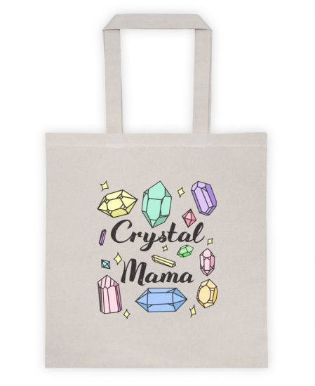 Crystal Mama Tote Bag - The Wanderful Soul
