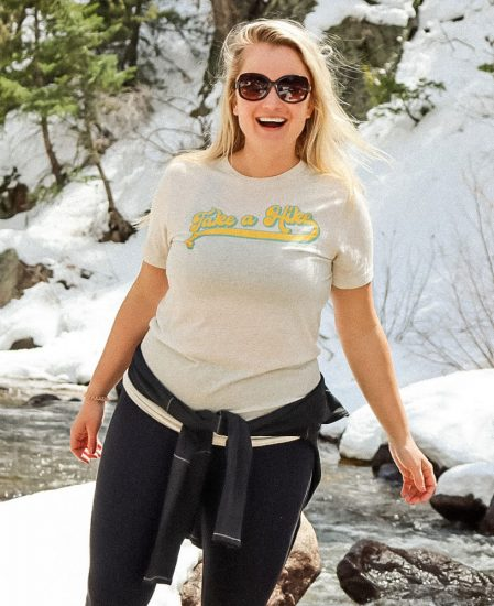 Take a Hike Tee - The Wanderful Soul Outdoor Apparel