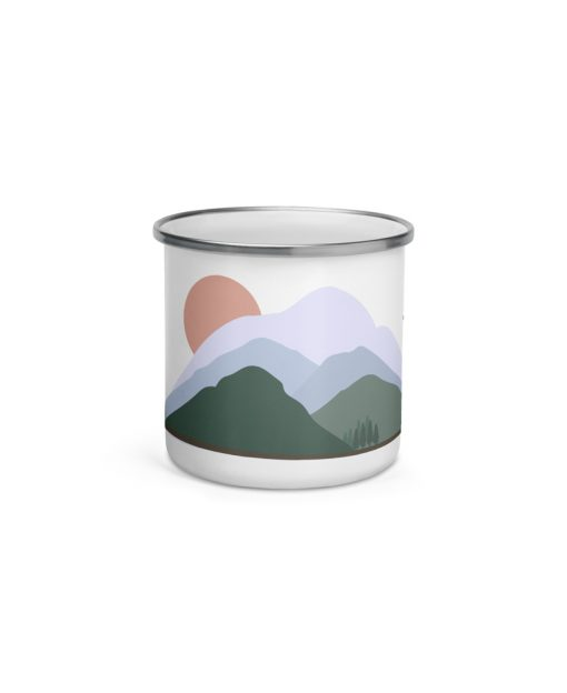 Into the Wild Camp Mug - The Wanderful Soul